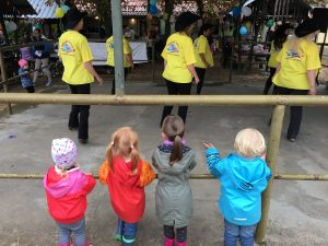 Line-Dance aus Stedten