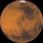 Sternenhimmel zu Ostern 2019 - Mars