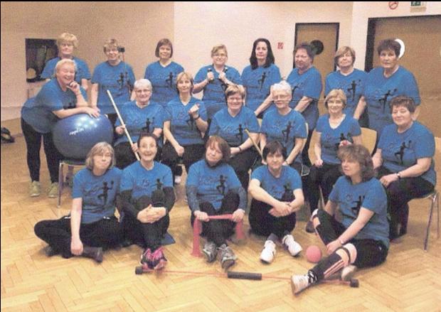 Frauensportgruppe Steuden